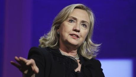 Cuoc doi day nga re cua ba Clinton den cuoc tranh cu Tong thong My - Anh 1