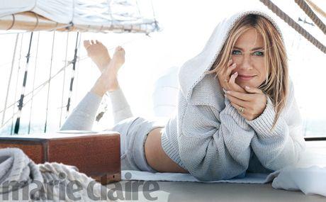 Jennifer Aniston: Hanh phuc vien man o tuoi ngu tuan - Anh 1
