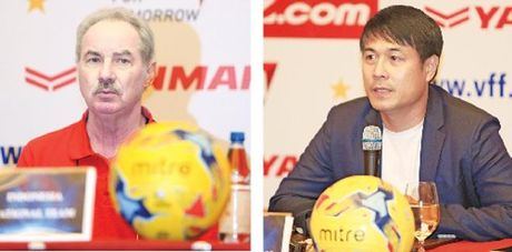Viet Nam vs Indonesia: Chinh lai hang thu - Anh 1
