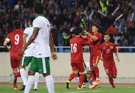 Tuyen Viet Nam thang Indonesia sau 17 nam cho doi - Anh 1