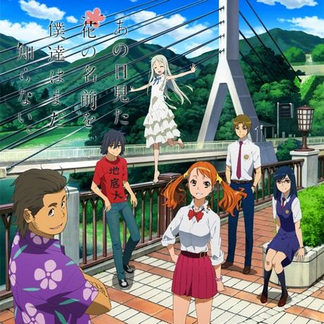 Anohana: Uoc nguyen nam ay chung ta cung theo duoi - Anh 1