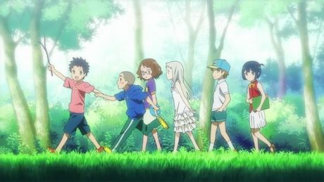 Anohana: Uoc nguyen nam ay chung ta cung theo duoi - Anh 3