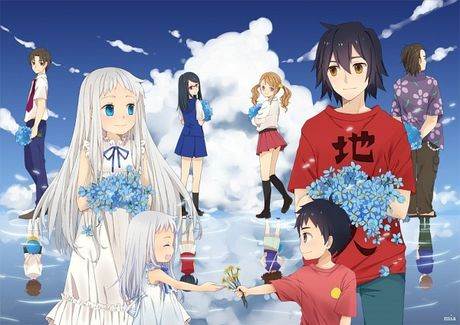 Anohana: Uoc nguyen nam ay chung ta cung theo duoi - Anh 5