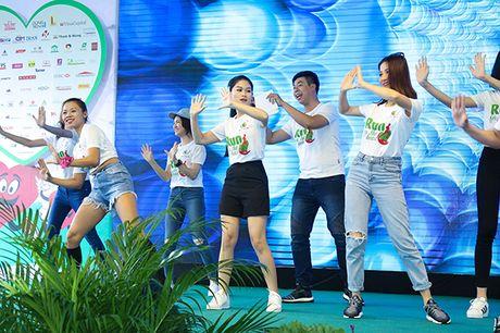 Ngoc Thanh Tam, Diem My 9X, Trong Hieu Idol chay vi trai tim - Anh 5