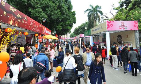 Pho Sach Ha Noi se hoat dong co dinh tai pho 19-12 - Anh 1