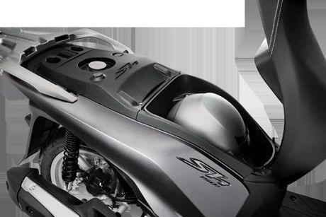 Honda SH 2017 co gia gan 90 trieu dong - Anh 2