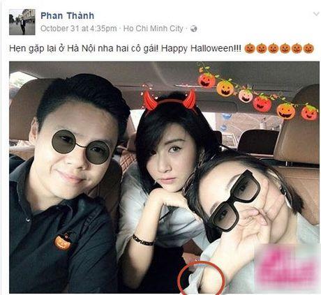 Sau status cua Midu, thieu gia Phan Thanh dap tan tin don yeu Salim - Anh 3