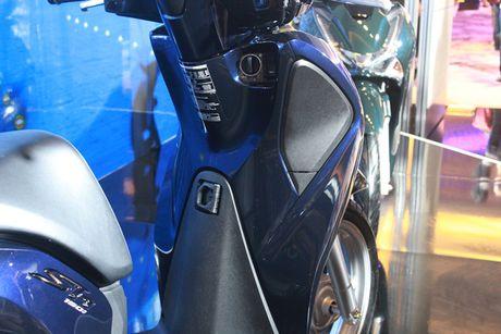 Them phanh ABS, Honda SH 150 ban moi 'chot gia' 90 trieu dong - Anh 9
