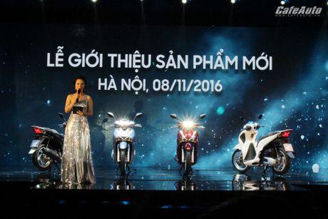 Honda SH 2017 ra mat thi truong Viet Nam gia tu 67,9 trieu dong - Anh 1