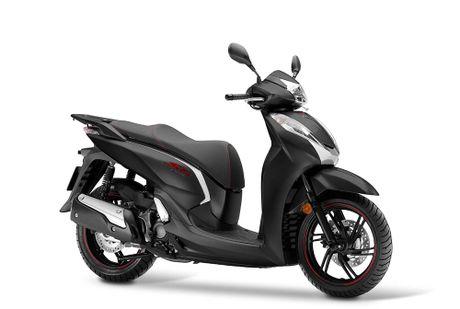 Dien kien Honda SH300i 2017 voi mau sac moi - Anh 2