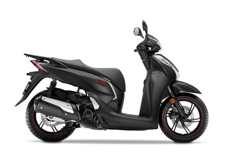 Dien kien Honda SH300i 2017 voi mau sac moi - Anh 3
