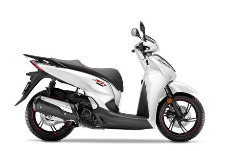 Dien kien Honda SH300i 2017 voi mau sac moi - Anh 5