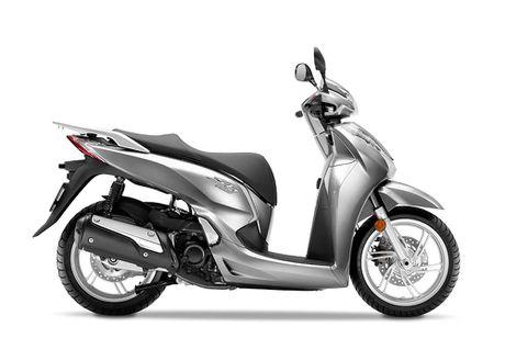 Dien kien Honda SH300i 2017 voi mau sac moi - Anh 7