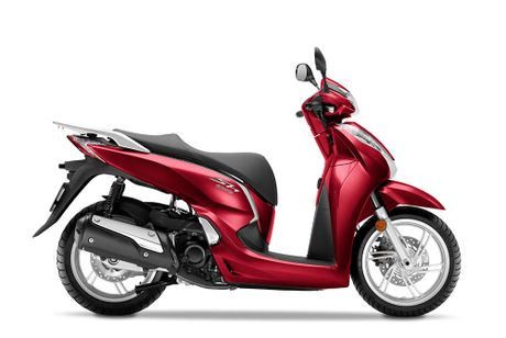 Dien kien Honda SH300i 2017 voi mau sac moi - Anh 9