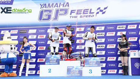 Yamaha lan dau to chuc giai dua xe chuyen nghiep tai Viet Nam - Anh 10
