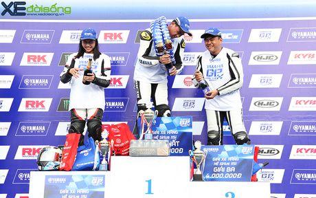 Yamaha lan dau to chuc giai dua xe chuyen nghiep tai Viet Nam - Anh 11