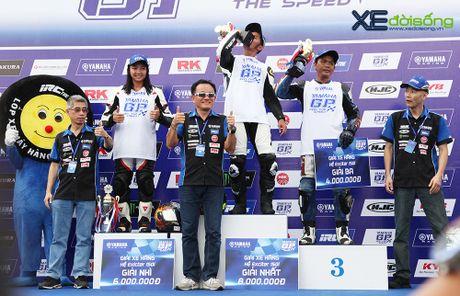 Yamaha lan dau to chuc giai dua xe chuyen nghiep tai Viet Nam - Anh 12