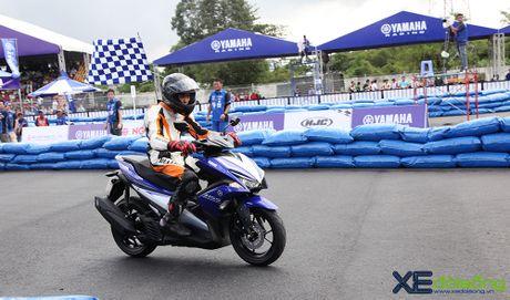 Yamaha lan dau to chuc giai dua xe chuyen nghiep tai Viet Nam - Anh 13