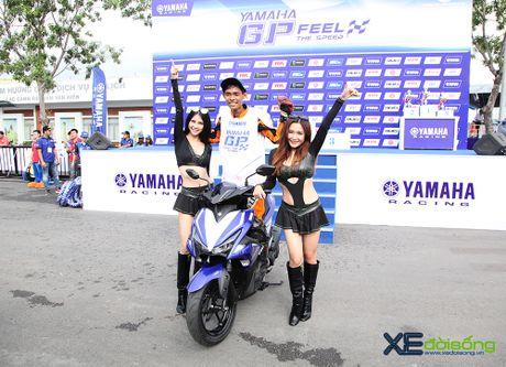 Yamaha lan dau to chuc giai dua xe chuyen nghiep tai Viet Nam - Anh 14