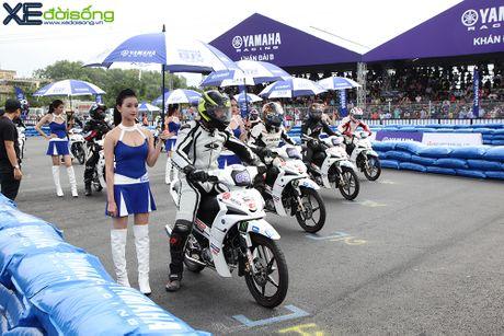 Yamaha lan dau to chuc giai dua xe chuyen nghiep tai Viet Nam - Anh 1