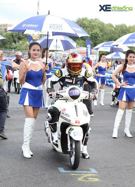 Yamaha lan dau to chuc giai dua xe chuyen nghiep tai Viet Nam - Anh 2