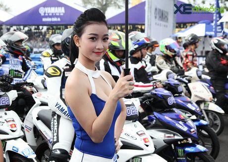 Yamaha lan dau to chuc giai dua xe chuyen nghiep tai Viet Nam - Anh 3