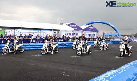 Yamaha lan dau to chuc giai dua xe chuyen nghiep tai Viet Nam - Anh 4