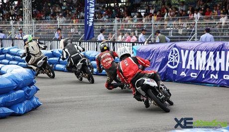 Yamaha lan dau to chuc giai dua xe chuyen nghiep tai Viet Nam - Anh 5