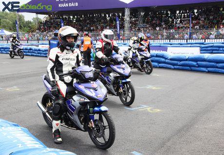 Yamaha lan dau to chuc giai dua xe chuyen nghiep tai Viet Nam - Anh 6