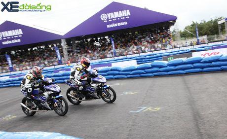 Yamaha lan dau to chuc giai dua xe chuyen nghiep tai Viet Nam - Anh 7