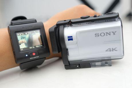 Mo hop Sony Action-Cam: video 4K, chong rung OSS, gia 15 trieu - Anh 19