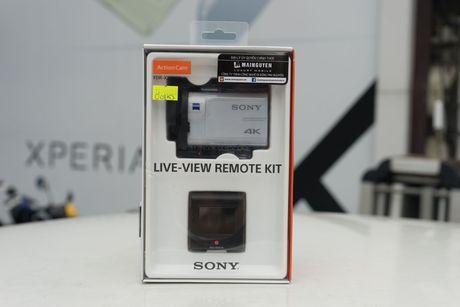 Mo hop Sony Action-Cam: video 4K, chong rung OSS, gia 15 trieu - Anh 2