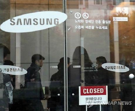 Be boi Choigate: Tru so Samsung Electronics bi kham xet - Anh 1