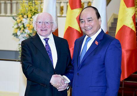 Thu tuong de nghi Chinh phu Ireland khuyen khich doanh nghiep dau tu tai Viet Nam - Anh 1