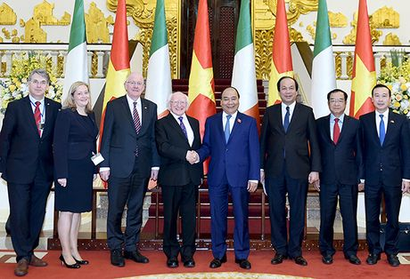 Thu tuong de nghi Chinh phu Ireland khuyen khich doanh nghiep dau tu tai Viet Nam - Anh 3
