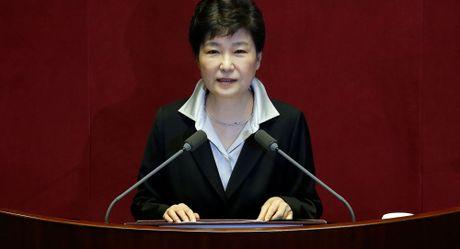 Tong thong Han Quoc bo hoi nghi APEC vi bat on trong nuoc - Anh 1