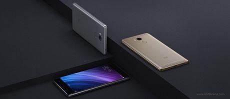 Xiaomi Redmi 4/4A moi: Van tay, pin 4.100mAh, gia duoi 3 trieu dong - Anh 2