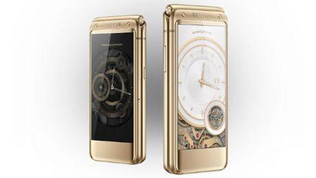 Samsung ra mat smartphone nap gap voi gia 3.000 USD - Anh 1