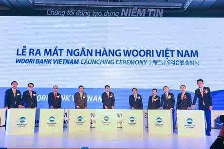 Woori Bank thanh lap ngan hang tai Viet Nam - Anh 1