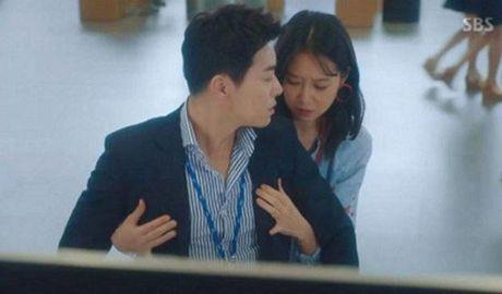 Phat hien ung thu vu nho xem phim Han - Anh 1