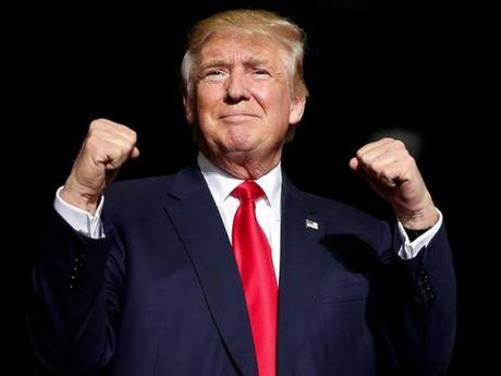 Bau cu My 2016: Ong D.Trump dan dau tai bang New Hampshire - Anh 1