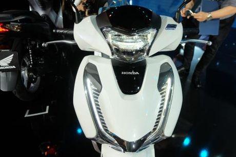 Honda ra mat SH 125i/150i phanh ABS voi gia ban tu 68 trieu dong - Anh 2