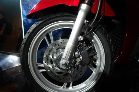 Honda ra mat SH 125i/150i phanh ABS voi gia ban tu 68 trieu dong - Anh 3