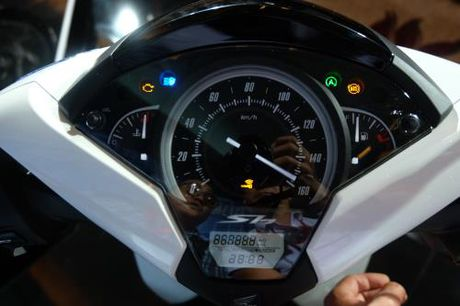 Honda ra mat SH 125i/150i phanh ABS voi gia ban tu 68 trieu dong - Anh 4