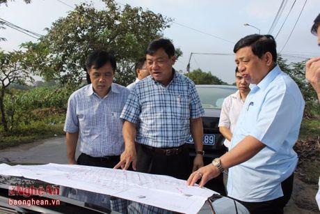 TP Vinh: Du an 'treo' tren dat 'vang' - Anh 1