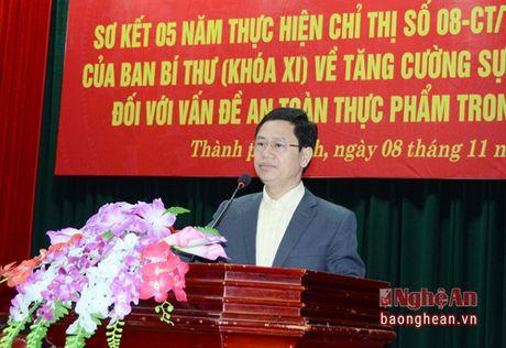 Phat dong phong trao nguoi dan to giac hanh vi san xuat, kinh doanh thuc pham ban - Anh 1