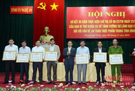 Phat dong phong trao nguoi dan to giac hanh vi san xuat, kinh doanh thuc pham ban - Anh 5