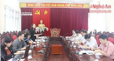 Tang cuong tap huan nghiep vu kiem soat TTHC cho can bo, cong chuc - Anh 1