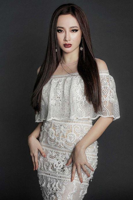 Angela Phuong Trinh xinh dep trong BST cua Chung Thanh Phong - Anh 3