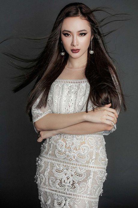 Angela Phuong Trinh xinh dep trong BST cua Chung Thanh Phong - Anh 4